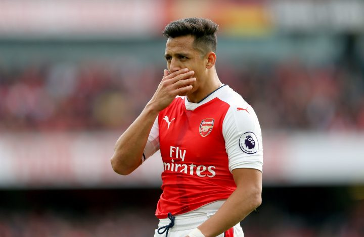 Alexis Sanchez Dihargai £50 Juta oleh Agen Bola Sbobet