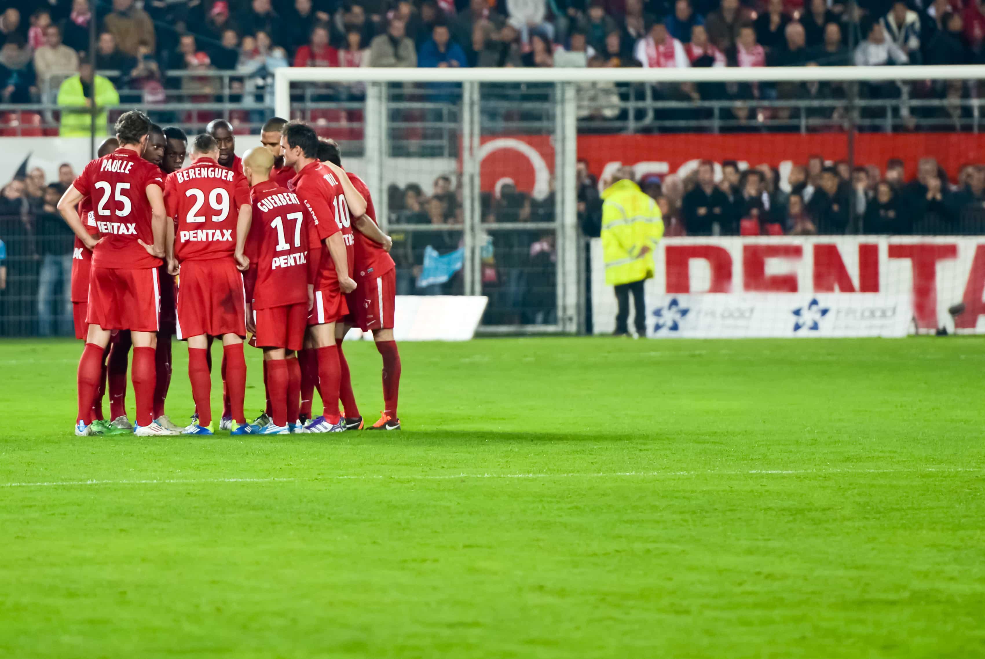 Hasil Pertandingan Dijon FCO