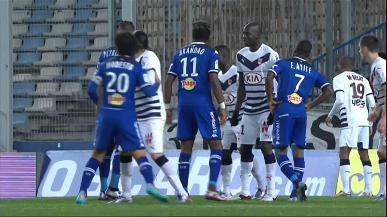 Girondins de Bordeaux vs SC Bastia