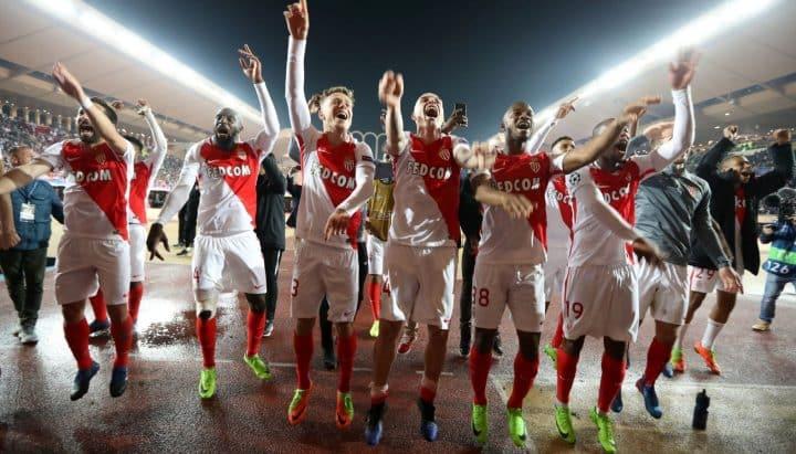AS Monaco Perkasa di Puncak Klasemen Ligue 1 Prancis