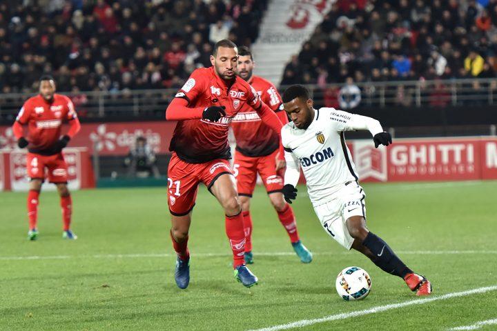 Skor Bola AS Monaco vs Dijon FCO, Perkokoh Puncak Klasemen