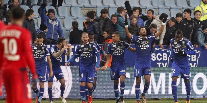 SC Bastia Masih Menempati Dasar Klasemen Ligue 1 Prancis